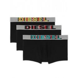 DIESEL Shawn Boxer - Ελαστικό Βαμβάκι - 3D Logo - Πακέτο με 3 - Καλοκαίρι 2021