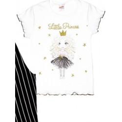 Παιδική - Εφηβική Πυτζάμα MINERVA SWEET GIRL- 100% Αγνό Βαμβάκι - Smart Choice SS21