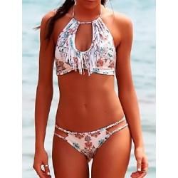 Μαγιό Bikini Blu4u INDY - Διπλά Πλεχτά Κορδόνια
