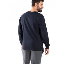 Ανδρική Πυτζάμα APPLE - 100% Βαμβακερή - Vespa Style - Χειμώνας 2020/21