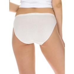 DIM Γυναικεία Σλιπς Les Pockets Cotton 8EP - Βαμβακερά - Πακέτο με 3 - Καλοκαίρι 2020