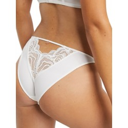 DORINA Bikini Κανονικό MICA ECO - Σατινέ Ύφασμα & Δαντέλα - Καλοκαίρι 2020
