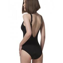 Μαγιό Ολόσωμο LUNA Marilyn - Μεγάλο Στήθος - Χρυσό Σχέδιο Κέντημα - Καλοκαίρι 2019