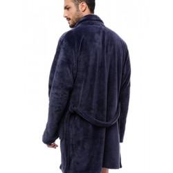 Ανδρική Ρόμπα Πολυτελείας MINERVA Fleece - Απαλή & Ζεστή - Χειμώνας 2019/20