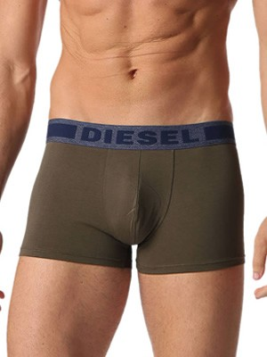 Diesel SHAWN Boxer Denim Style - Ελαστικό Βαμβάκι - Πακέτο με 3
