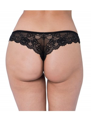 Triumph Tempting Lace Brazilian String – Ελαστική Floral Δαντέλα