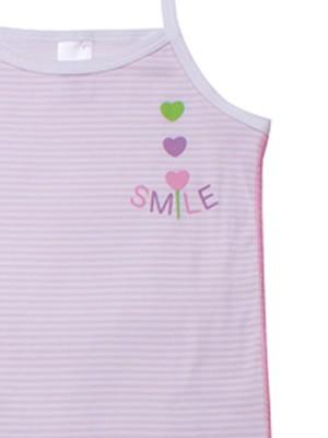 Παιδική Φανέλα MINERVA Smile με Λεπτή Τιράντα