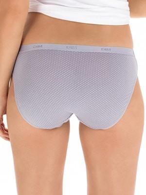 DIM Γυναικεία Σλιπς Les Pockets Coton - Βαμβακερά -  3 τεμ