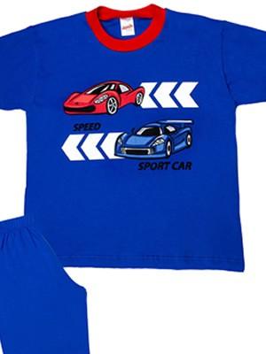Παιδική Πυτζάμα MINERVA SPORT CAR - 100% Αγνό Βαμβάκι - Smart Choice SS21