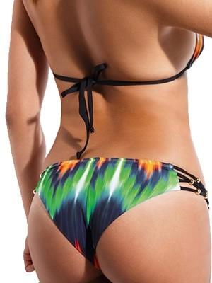 Μαγιό Bluepoint Brazilian Bikini Fire - Ανοίγματα - Mix & Match