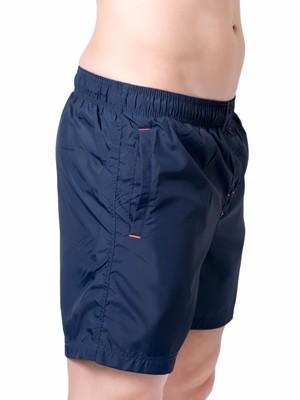 Ανδρικό Μαγιό Diadora - Shorts Μακρύ - Πλαϊνές Τσέπες - Navy