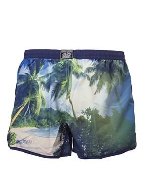 Ανδρικό Μαγιό Johnny Brasco - Shorts Κοντό - Τροπική Παραλία
