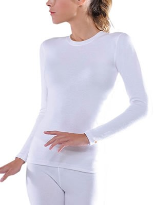 Helios Γυναικεία Ισοθερμική Μπλούζα με Μακρύ Μανίκι - Προστασία από χαμηλές θερμοκρασίες