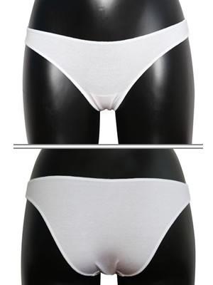 Minerva Micromodal Slip Bikini - Κανονικό Χαμηλό - Πολύ απαλό Modal - 2 Τεμάχια