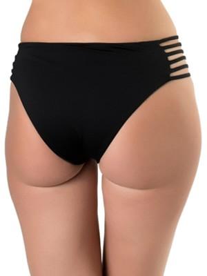 Μαγιό Blu4u Solids Bikini Κανονικό - Λωρίδες Ανοίγματα - Χωρίς Ραφές