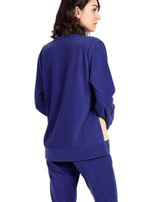 Πυτζάμα Γυναικεία ADMAS - Ζεστό & Απαλό Fleece - Lurex Σχέδιο - Χειμώνας 2020/21