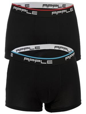 Apple Ανδρικό Μπόξερ - Ελαστικό Βαμβακερό - Πακέτο με 2