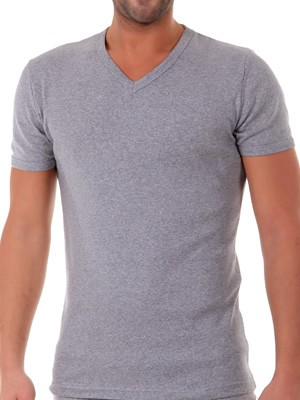 Ανδρικό T-Shirt APPLE - Κοντό Μανίκι - 100% Βαμβακερό