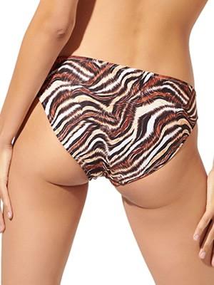 Μαγιό BLU4U Zebra - Bikini Tai Κανονικό - Animal Σχέδιο