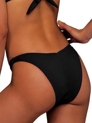 Μαγιό BLU4U Brazilian Bikini Ψηλό - Καλοκαίρι 2020