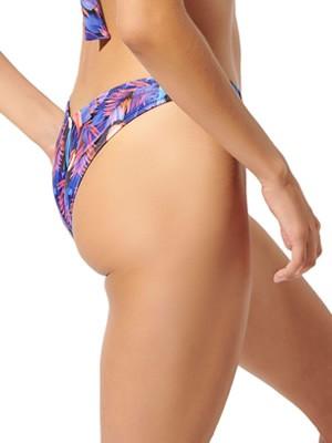 Μαγιό BLU4U Tukan Brazilian Bikini Ψηλό - Τροπικό Σχέδιο - Καλοκαίρι 2020