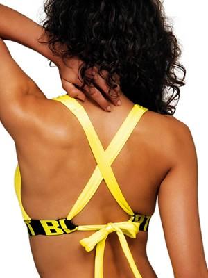 Μαγιό BLU4U Τρίγωνο Sports - Αφαιρούμενη Ενίσχυση - Αθλητική Πλάτη