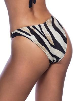 Μαγιό BLUEPOINT Tiger - Brazilian Bikini Ψηλό - Καλοκαίρι 2021