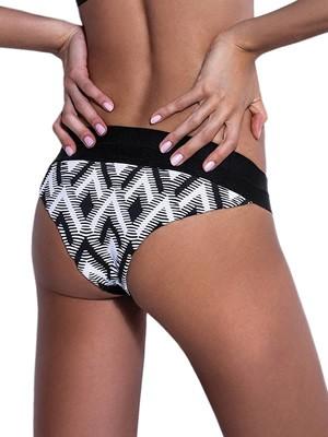 Μαγιό BLUEPOINT Tribal Brazilian Bikini - Φαρδύ Λάστιχο & Ανάγλυφο Σχέδιο - Καλοκαίρι 2019