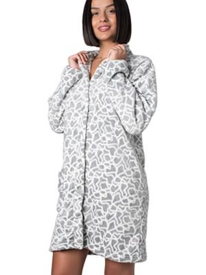 Ρόμπα Πολυτελείας Bonne Nuit – Γεμάτο Fleece –All Over Σχέδιο Καρδιές – Hot Pick 18/19