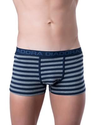 Diadora Boxer Βαμβακερό - Φαρδύ Λάστιχο - Logo Diadora - 3 Τεμάχια