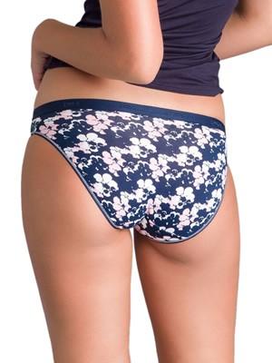 DIM Γυναικεία Σλιπς Les Pockets Cotton - Πακέτο με 3 - Βαμβακερά