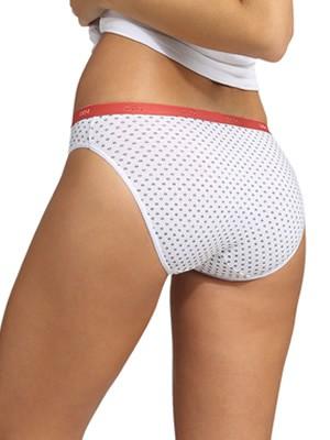 DIM Γυναικεία Σλιπς Les Pockets Cotton 8YI - Βαμβακερά - Πακέτο με 3 - Καλοκαίρι 2020