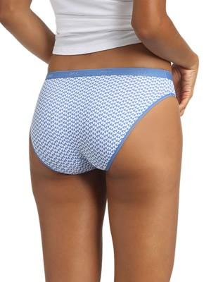 DIM Γυναικεία Σλιπς Les Pockets Cotton 8ZA - Βαμβακερά - Πακέτο με 3