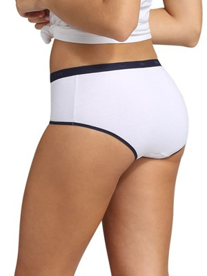 DIM Γυναικεία Boxers Les Pockets Cotton 8YL - Βαμβακερά - Πακέτο με 3
