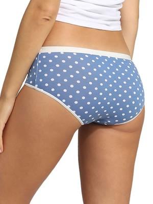 DIM Γυναικεία Boxers Les Pockets Cotton 9ZG - Βαμβακερά - Πακέτο με 3 - Καλοκαίρι 2021