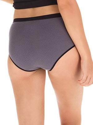 DIM Γυναικεία Boxers Les Pockets Cotton - Βαμβακερά - Πακέτο με 3 5MP