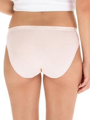 DIM Γυναικεία Σλιπς Les Pockets- Βαμβακερά - Πακέτο με 3