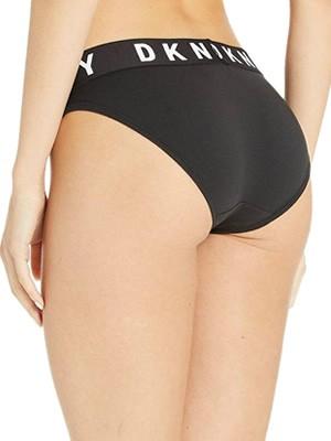 DKNY Γυναικείο Σλιπ Κανονικό - Φαρδύ Λάστιχο & Logo - Καλοκαίρι 2021