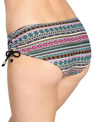 Μαγιό Σλιπ Bikini Hipster Dorina Venezuela - Φαρδύ Ψηλό - Κορδόνι Ρύθμισης στο Πλάι