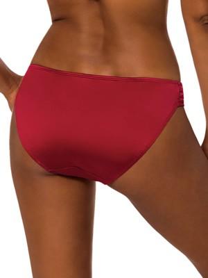 Μαγιό DORINA Σλιπ Bikini Κανονικό Jamaica - Γυαλιστερό Ύφασμα - Καλοκαίρι 2019