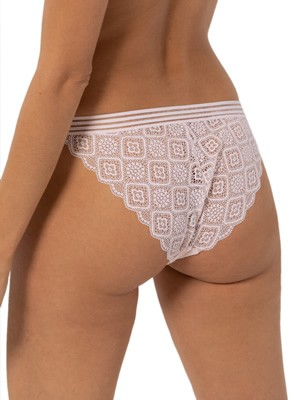 DORINA Sienna Bikini Σλιπ Κανονικό - Δαντέλα & Διαφάνεια - Καλοκαίρι 2020