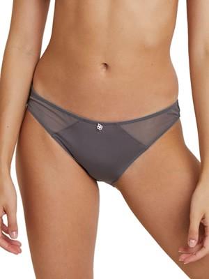 Brazilian Slip DORINA Alissa - 1+1 Δώρο -  Σατινέ Ύφασμα & Δαντέλα