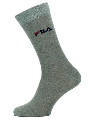 FILA Casual Κάλτσα - Απορροφητικό Βαμβάκι - 3 Τεμάχια