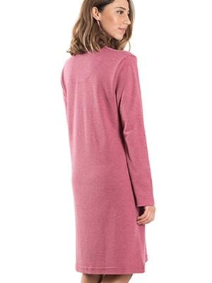 Νυχτικό ΓΙΩΤΑ Homewear - Γεμάτο Βαμβάκι - Γούνινο Σχέδιο - Νέα Μαμά - Χειμώνας 2019/20