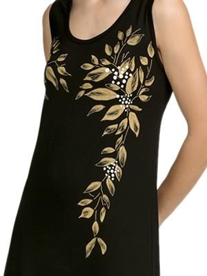 ΓΙΩΤΑ Γυναικείο Φόρεμα - Αέρινο Viscose - Μεγάλα Μεγέθη - Καλοκαίρι 2021