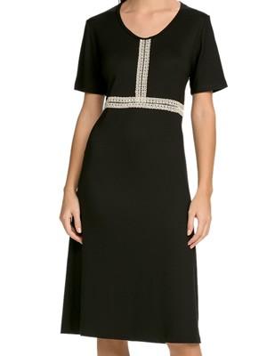 ΓΙΩΤΑ Γυναικείο Φόρεμα - Αέρινο Viscose - Πλεχτό Lurex Σχέδιο - Καλοκαίρι 2021