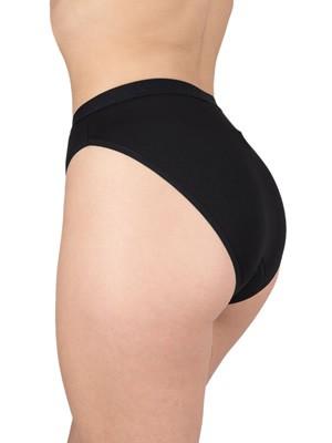 Σλιπ Bikini Κανονικό GKAPETANIS Allday - Φαρδύ & Ψηλό - Ελαστικό Βαμβάκι - 3 Τεμάχια