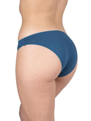 Σλιπ GKAPETANIS - 2 Τεμάχια - Bikini Κανονικό Κοφτό -  Απαλό Modal Βαμβάκι