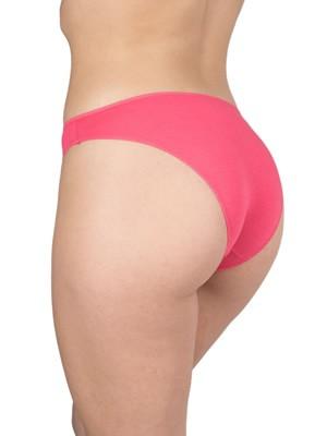 Σλιπ Bikini GKAPETANIS - Κανονικό Κοφτό -  Απαλό Modal Βαμβάκι - Αόρατα Λάστιχα