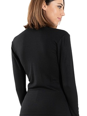 GKAPETANIS Γυναικεία Ισοθερμική Μπλούζα με Μακρύ Μανίκι